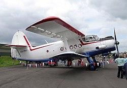 definition of biplane