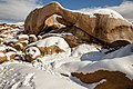 Arch Rock in the snow (49544981322).jpg