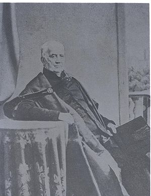 Charles Thorp - Image: Archdeacon Charles Thorp