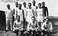 Archivo General de la Nación Argentina 1924 Juegos Olímpicos París, selección argentina de corredores.jpg