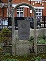 Armenian Genocide memorial, St Sarkis Armenian Church, London 03.jpg