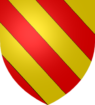 Bouchard IV of Avesnes - Coat of arms of Avesnes