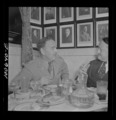 Army corps major at the occidental hotel restaurant.tif