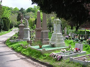 Arnos Vale Cemetery - General view