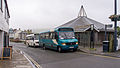 Arriva 1905 on hire to Western Greyhound at Tintagel (13339606343).jpg