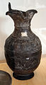 Arte etrusca, oinochoe in bucchero, 610-500 ac ca..JPG