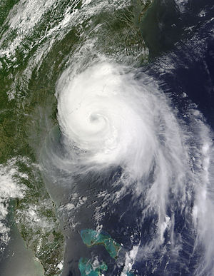 2014 Atlantic hurricane season - Image: Arthur Jul 3 2014 1615Z