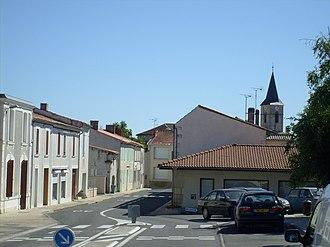 Arvert - Street in Arvert