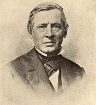 On the Origin of Species - American botanist Asa Gray (1810–1888)