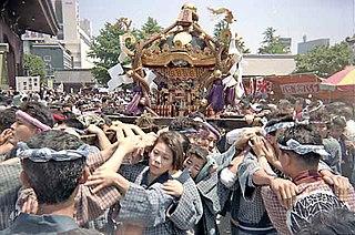 Festivals in Tokyo