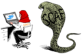 Asmaa Mahfouz and the SCAF snake.png