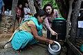 At a NEWAH WASH water project in Puware Shikhar, Udayapur District, Nepal. (10666874345).jpg
