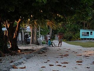 Atafu capital of Tokelau