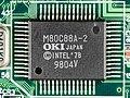 Atari Portfolio HPC-004 - mainboard - OKI M80C88A-2-4639.jpg