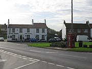 Atwick village, photographed by Phil Williams.