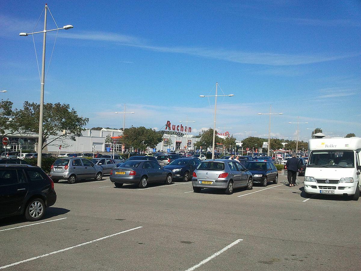 Centre commercial de la c te d 39 opale wikip dia - Auchan st martin boulogne ...