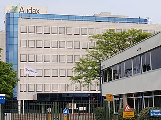 Audax Groep Print media company