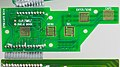 Audioline TEL 38 SMS - Menu keyboard printed circuits board-92374.jpg