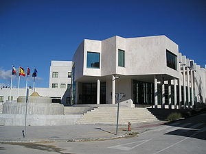 Las Rozas de Madrid - Joaquín Rodrigo Auditorium