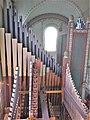 Augsburg, St. Sebastian (Koulen-Orgel) (Pedalwerk) (3).jpg