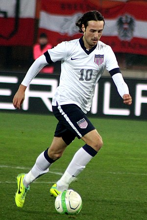 Mix Diskerud - Mix with U.S. national team