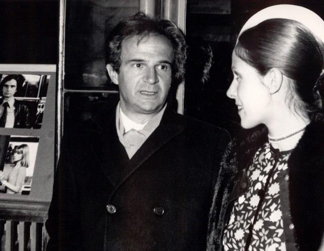 Avant-première L'Amour en fuite Luxembourg Cinéma Marivaux 18 avril 1979 Photo Carlo Hansen Luxembourg