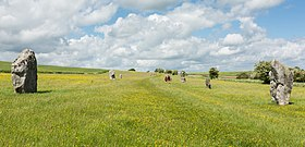 Avebury, West Kennet Avenue, Wiltshire, UK - Diliff.jpg