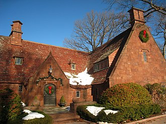 Theodate Pope Riddle - Avon Old Farms School