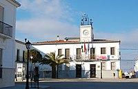 Ayuntamiento de Monroy.JPG