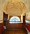 Azay-le-Rideau, a hallway.JPG