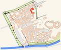 Büdingen Stadtplan Altstadt Oberhof.png