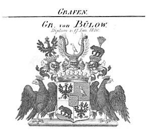 Bülow family - Image: Bülow 2 Tyroff HA