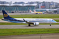 B-16826 - Mandarin Airlines - Embraer ERJ-190AR - CKG (16870323717).jpg