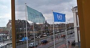 UNESCO-IHE Flag
