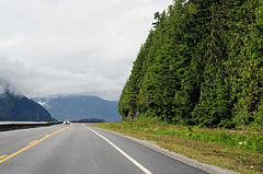 British Columbia Highway Wikipedia - Highway of tears canada map