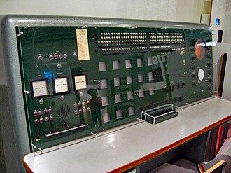 BESK - BESK control panel