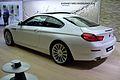 BMW F13 650i xDrive Coupé Individual IAA 2011 Heck.JPG