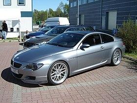 BMW M6 - Wikipedia
