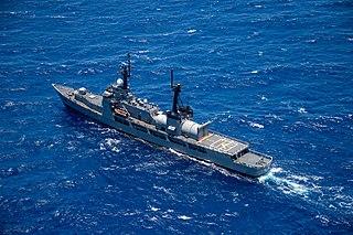 BRP <i>Andrés Bonifacio</i> (PS-17) Philippine Navy patrol ship
