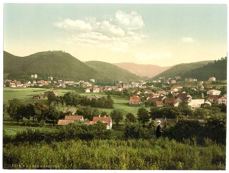 Bad Harzburg Germany