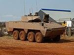 Badger-infanteriegevegsvoertuig, b, Waterkloof Lugmagbasis.jpg