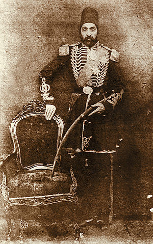Bahram Mirza - Prince Bahram Mirza
