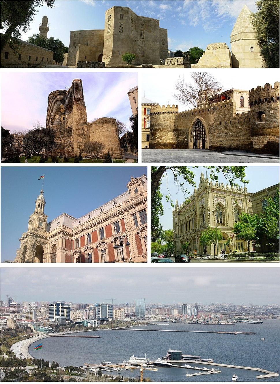 Baku Montage