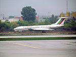 Balkan Bulgarian Airlines Tu-134 A, Sofia aerport, October 2015.jpg