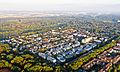 Ballonfahrt über Köln - Wohngebiet Neuenhöfer Allee, Castellauner Straße, Am Beethovenpark-RS-3958.jpg