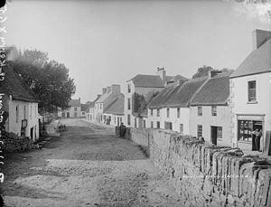 Ballylongford - Ballylongford in the late 19th century