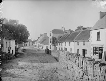 Ballylongford in the late 19th century