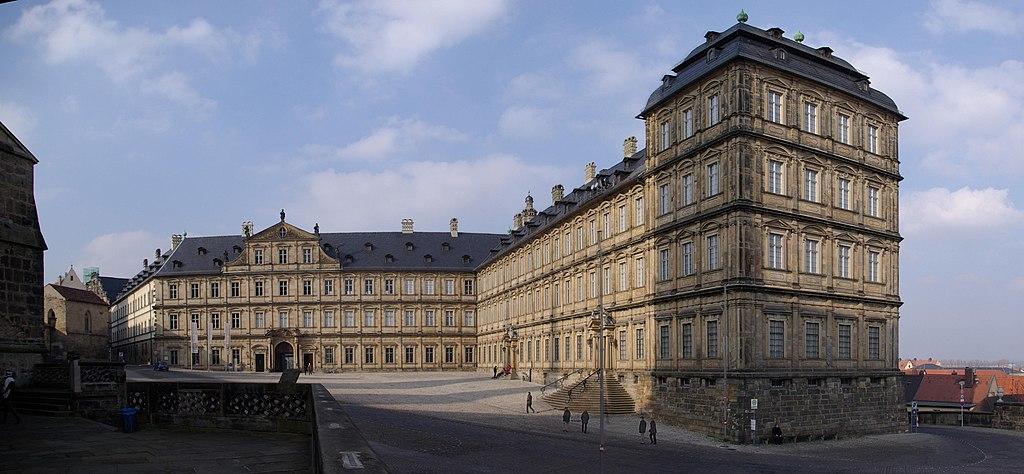 Bamberg Neue Residenz