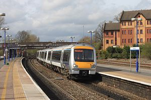 Arriva UK Trains - Chiltern Railways Class 168