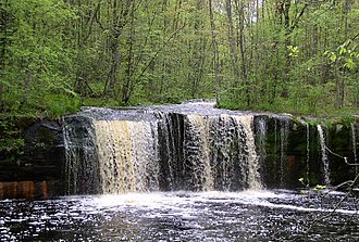 Banning State Park - Wolf Creek Falls